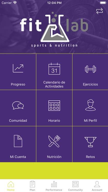 Fitab Calendario.Fit Lab Gt Nutricion Deporte By Virtuagym Com