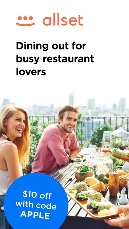 Allset Restaurant Reservations screenshot-0