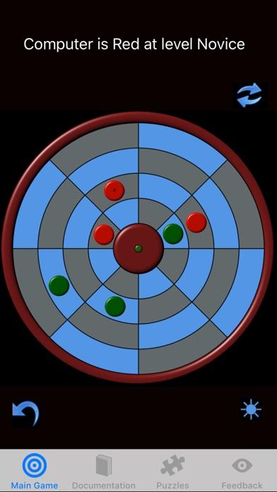 Screenshot #8 for Circular Connect Four
