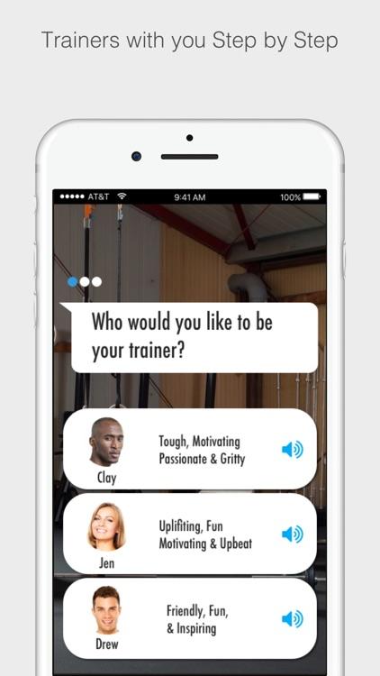 Wrestling Training screenshot-3