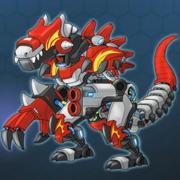 恐龙金刚:机甲战士
