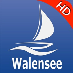 Walen lake Nautical Charts Pro