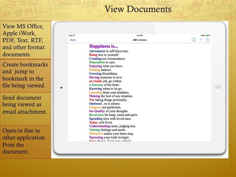 File and Print screenshot-4