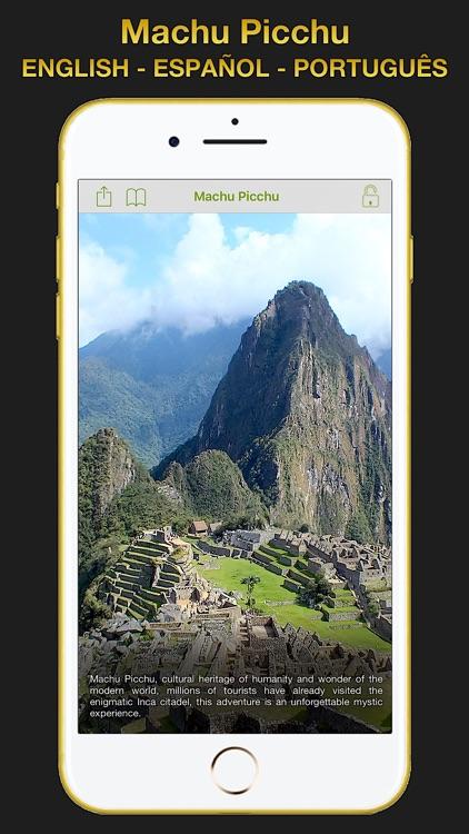 Machu Picchu Llaqta Inca screenshot-0
