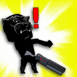 Black Panther Runner Shooter