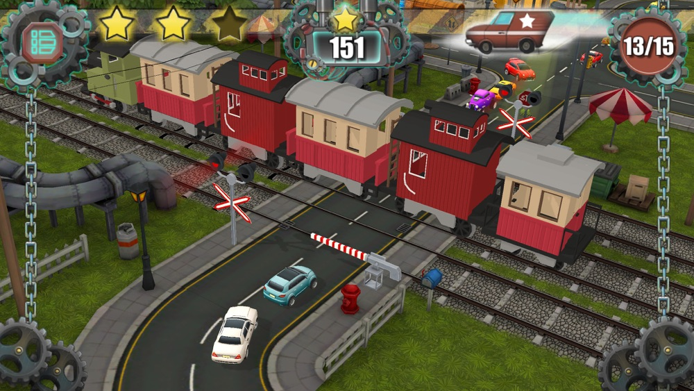 Railroad Crossing Game Cheat Codes