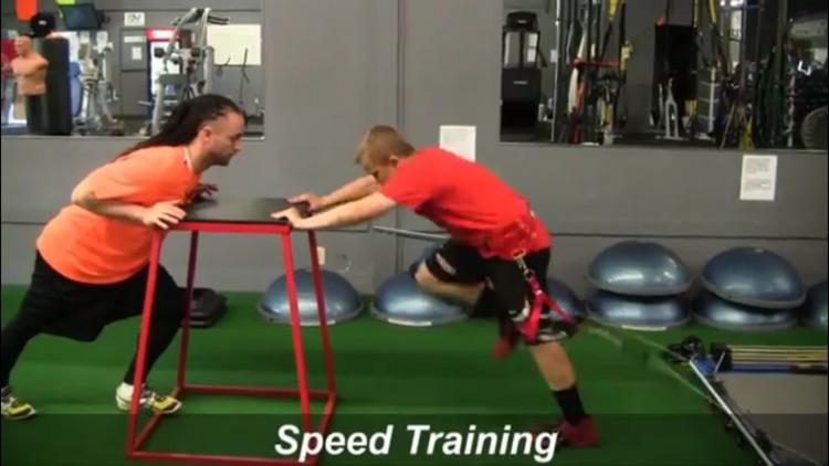Athletics Training screenshot-3
