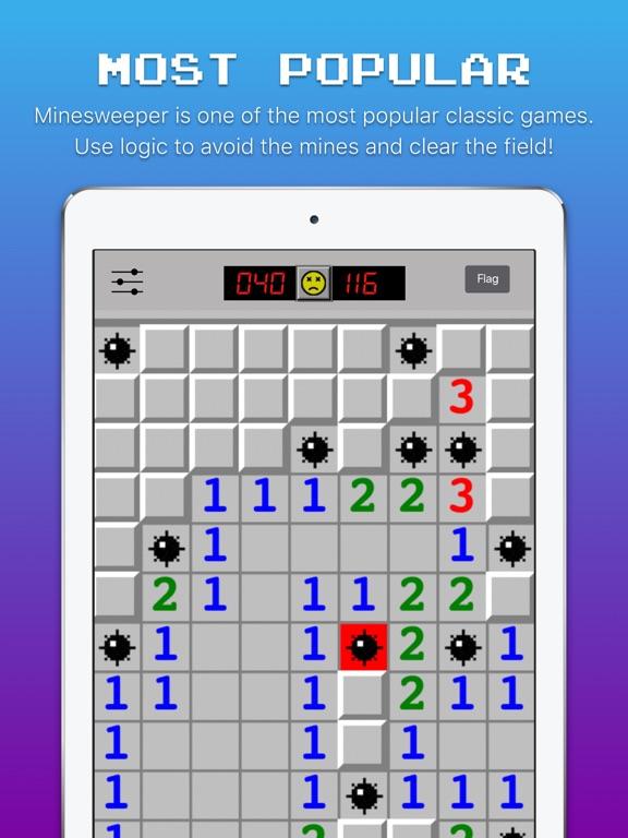 Minesweeper Classic 2 для iPad