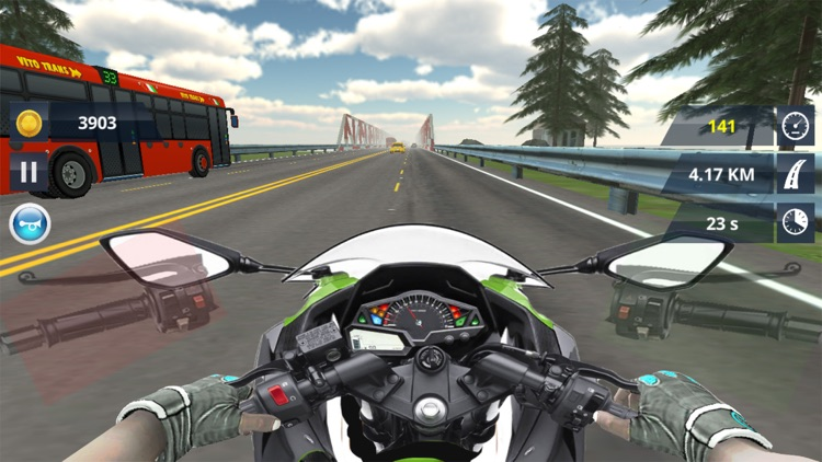 Moto Rider King – Bike Highway Racer 3D