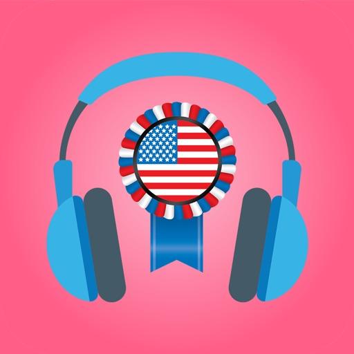 USA Radios FM (America Radios) - News & Music