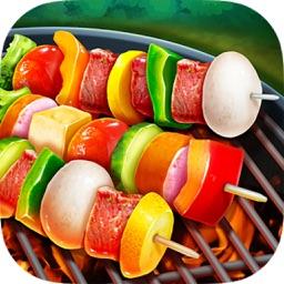烧烤大厨 -女生做饭游戏