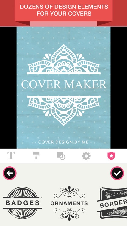 Cover Maker- Book Creator & Magazine Cover maker screenshot-2