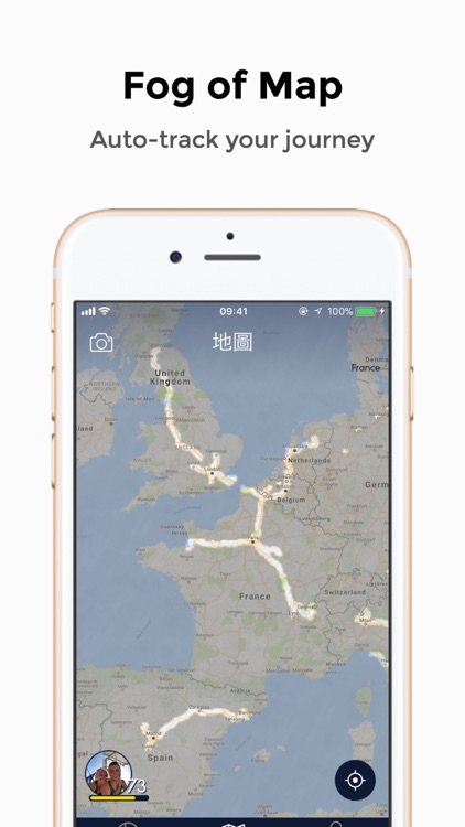 OysterX: Travel Tracker & Log