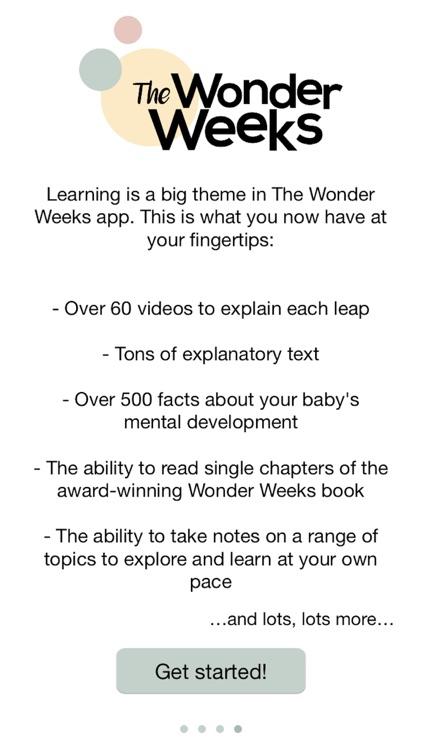 The Wonder Weeks screenshot-3