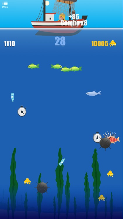 Harpoon FRVR - Spear Fishing screenshot-4
