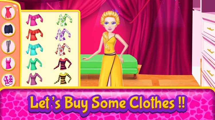 Shopping Princess: Mall Model screenshot-3