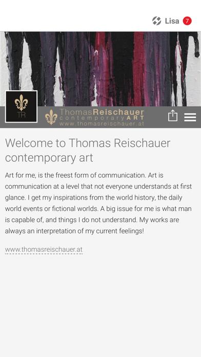 点击获取Thomas Reischauer Art