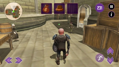 Castle Thief Finder King Sim