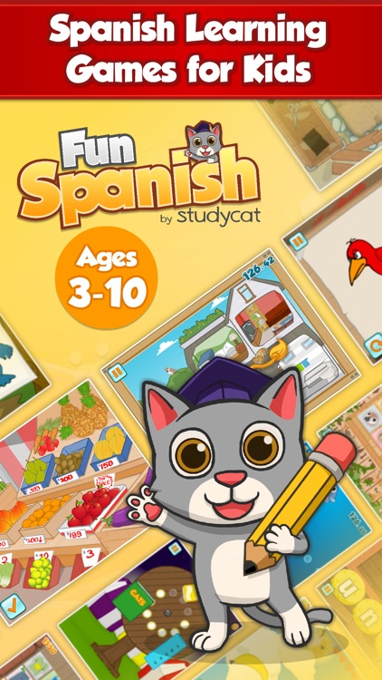 Fun Spanish (SE) Learn Spanish screenshot-0