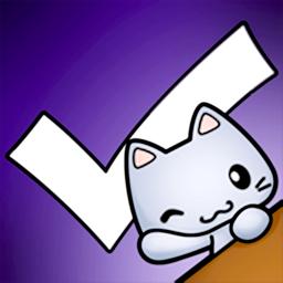 Ícone do app TaskCat - Simple Todo Tasklist