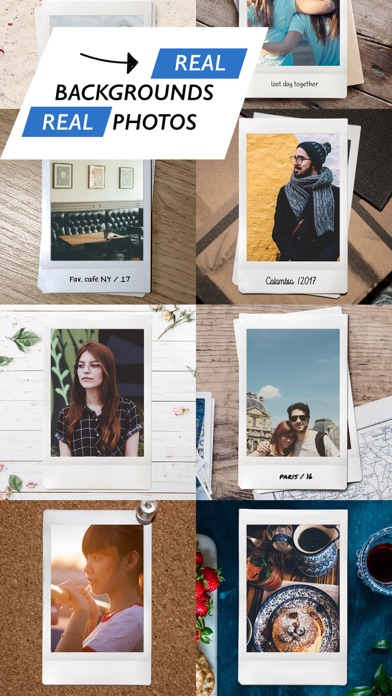 Screenshot #2 pour Instants - Instant Photo Maker