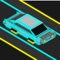 Navigate your way through the endless neon highway by dodging cars, collecting coins and unlocking a wide variety of vehicles along the way