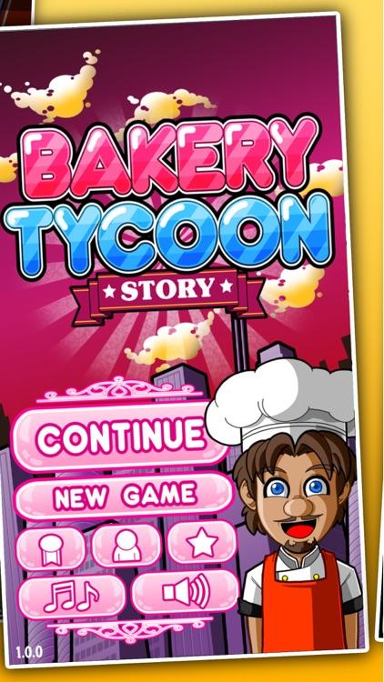 Bakery Tycoon Story
