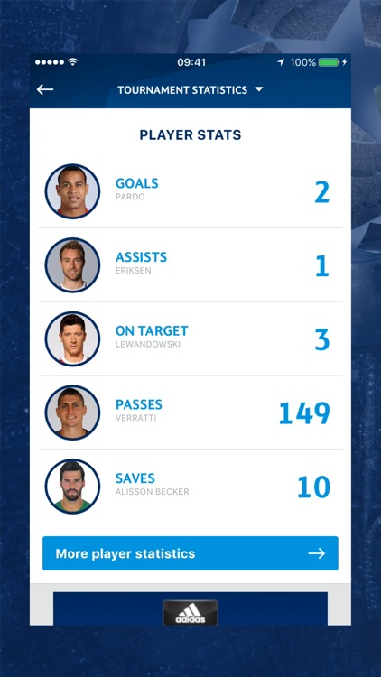 UEFA Champions League Official screenshot-3