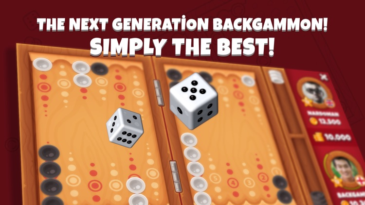 Next Backgammon, Multiplayer Backgammon Game screenshot-0