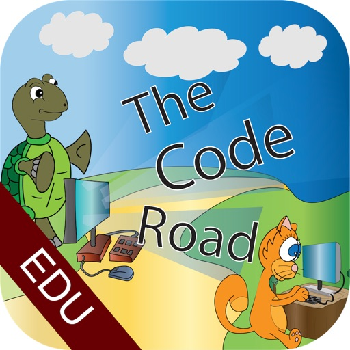 STEM Storiez - Code Road EDU icon