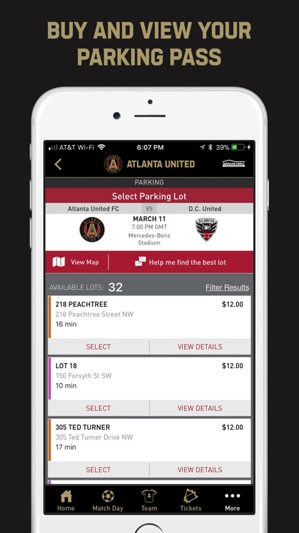 Atlanta United screenshot-4