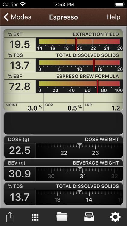 VST CoffeeTools for iPhone screenshot-3