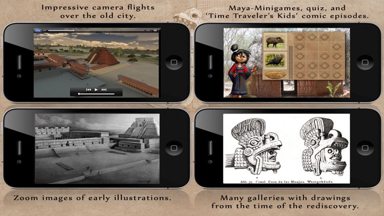 TimeTours: Uxmal screenshot-2