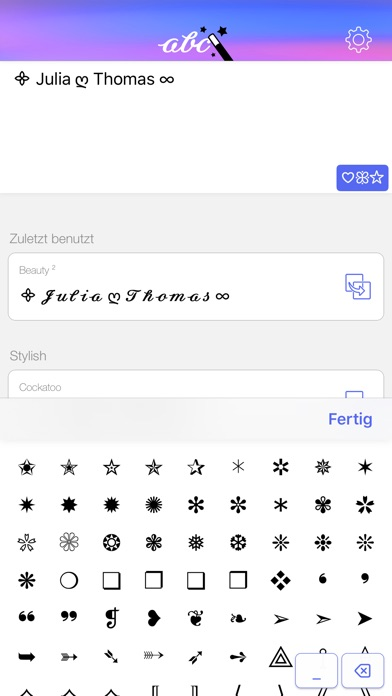 Screenshot for Text Designer in Germany App Store