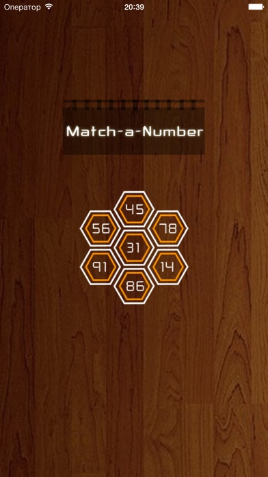Match-a-Number Screenshots