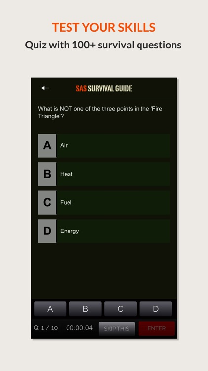 SAS Survival Guide - Lite screenshot-2