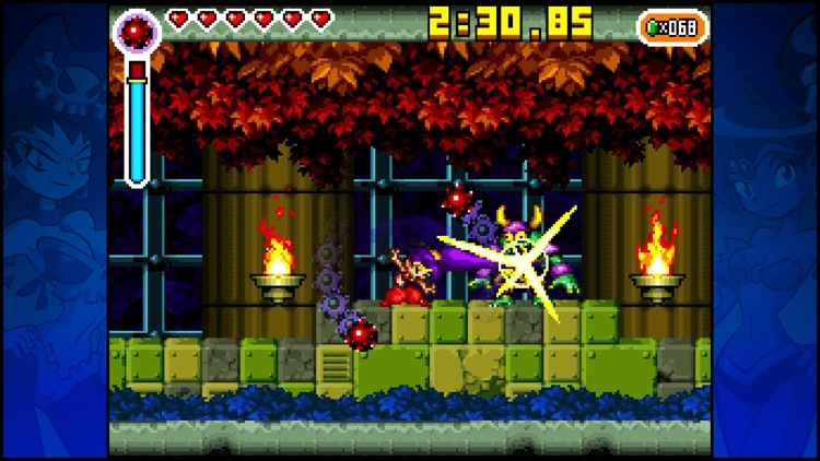 Shantae: Risky's Revenge screenshot-3