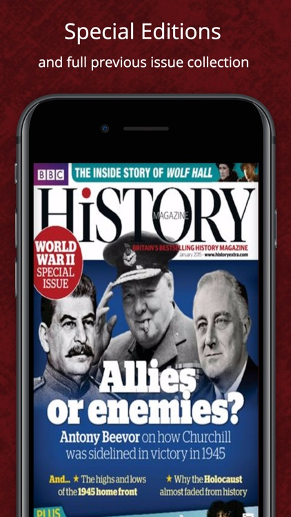 BBC History Magazine - Britain's Guide to the Past