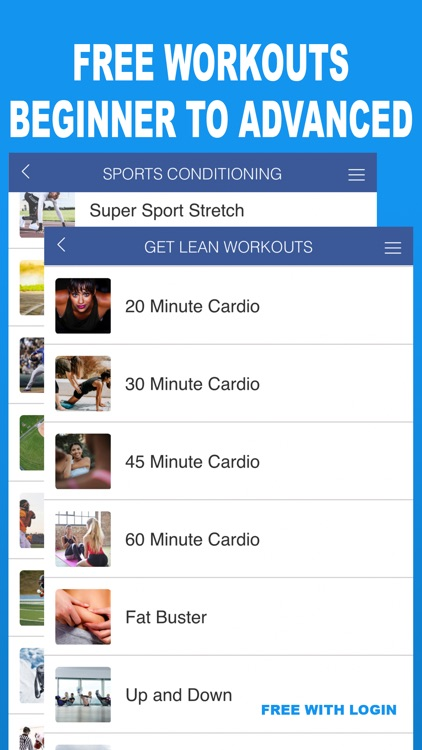 WhenEver Fitness On Demand screenshot-0