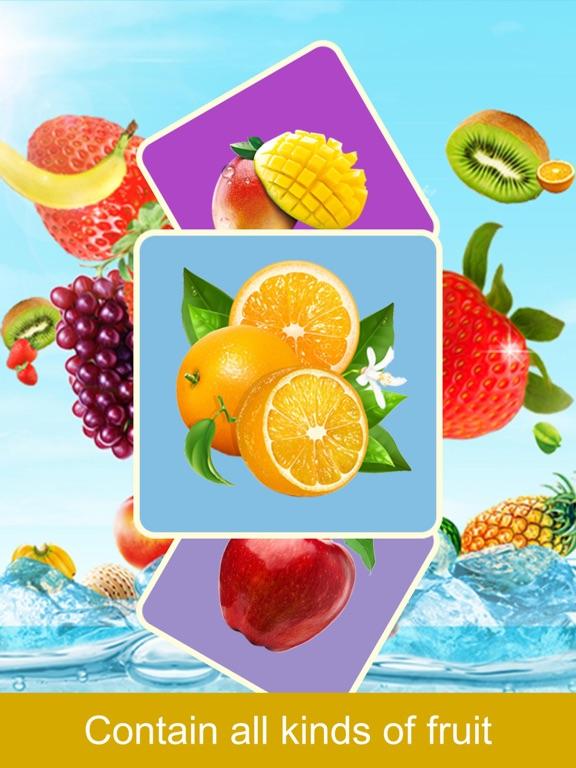 screenshot 3 for kids sticker fruit