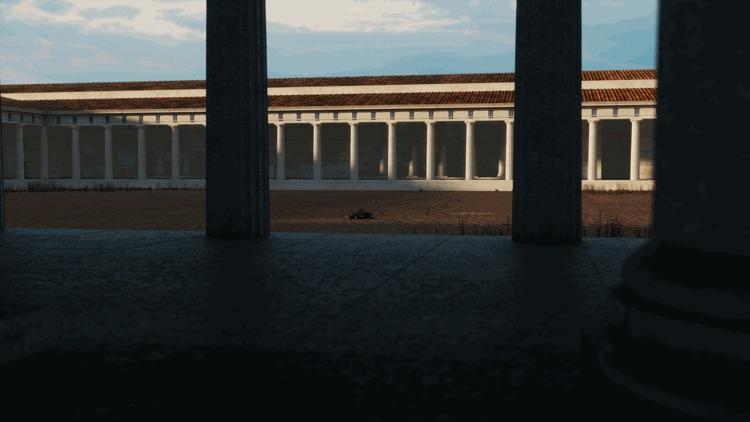 Olympia in VR screenshot-3