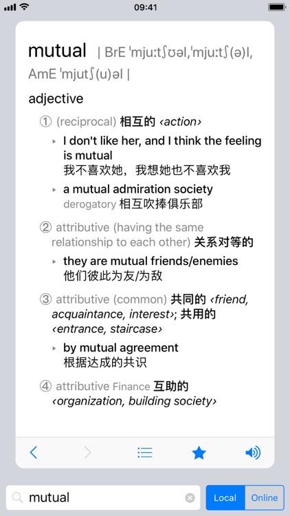 Aurora Dictionary