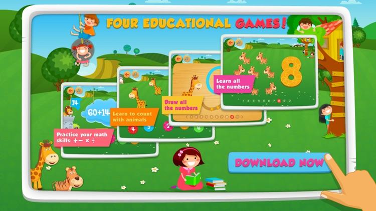 Math Game: Learn 123 Numbers screenshot-4