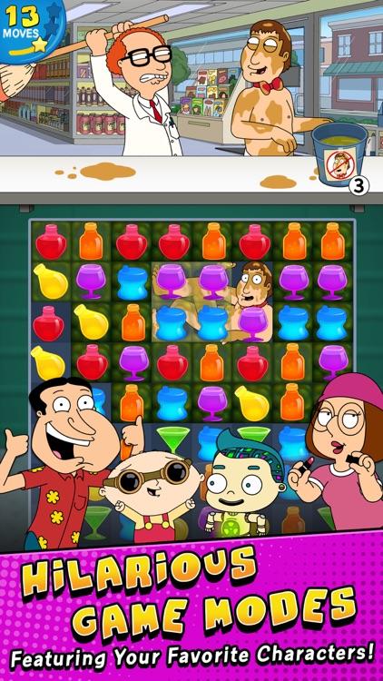 Family Guy Freakin Mobile Game screenshot-3