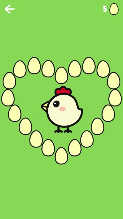 Happy Chicken - Garden
