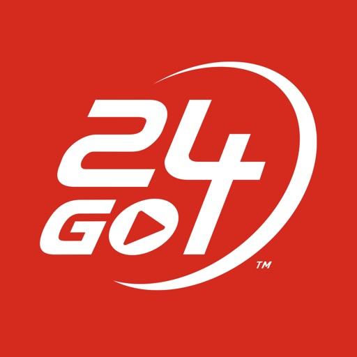 24GO by 24 Hour Fitness iOS App