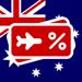 109.澳大利亚飞:预订廉价航班和机票,找到优惠和促销