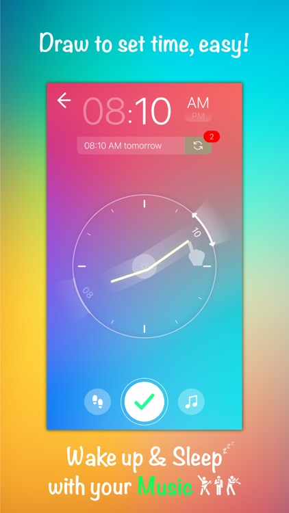 Step Out! Smart Alarm Clock screenshot-3