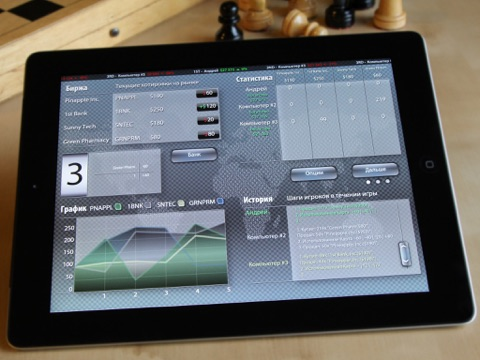 Путь Трейдера для iPad