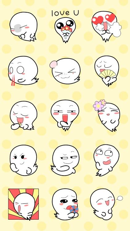 Cute Kawaii Ghost